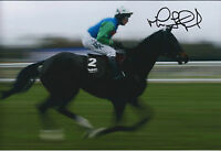 Mick FITZGERALD Jockey SIGNED Autograph Photo AFTAL COA Ascot Winner RARE