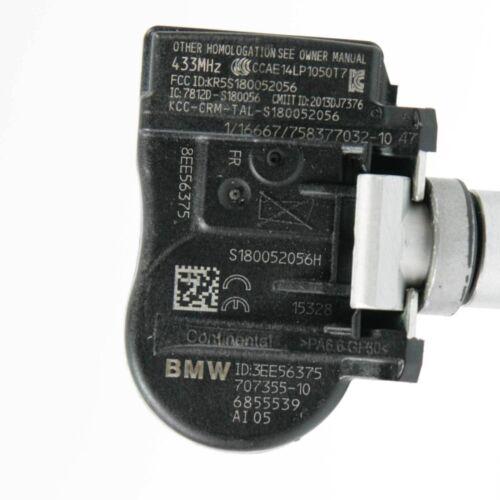 BMW RDK Ventile TPMS Reifendruck Sensoren S180052056 2er Gran Tourer 4x Orig