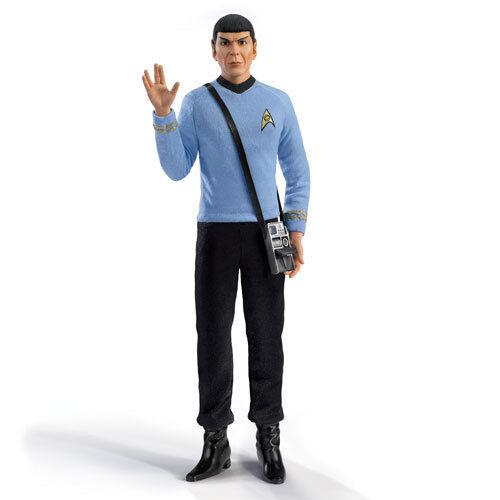 Bradford Ashton Drake Star Trek Mr. Spock Muñeca que habla Figura