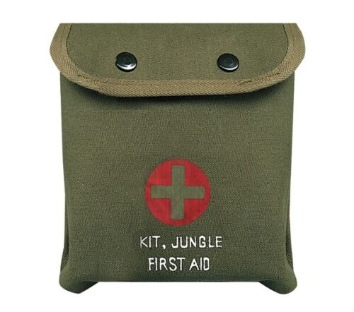 Rothco M-1 Jungle First Aid Kit with Contents 8329