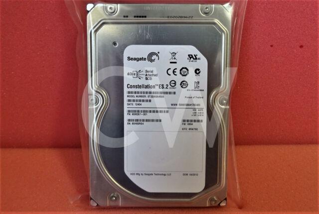 Seagate ST32000645SS 2TB 7.2k RPM 3.5 SAS-6Gb//s 64MB HDD