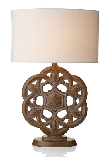 rotUCED DAR table lamp - Sovereign SOV4235 X
