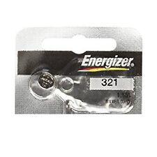 1 ENERGIZER 321 SR616SW SR616 SILVER OXIDE watch battery