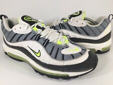 a0ad84029e item 6 Nike Air Max 98 Cool Grey Volt Black White Mens Size 12 Rare  640744-002 -Nike Air Max 98 Cool Grey Volt Black White Mens Size 12 Rare  640744-002