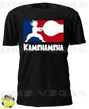 Dragon Ball Z Goku Kamehameha Tee Shirt Cool Awesome Men Size S-XL Game Movie