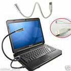 White USB Flexible LED Light Lamp Laptop Notebook Portable Bright PC Computer