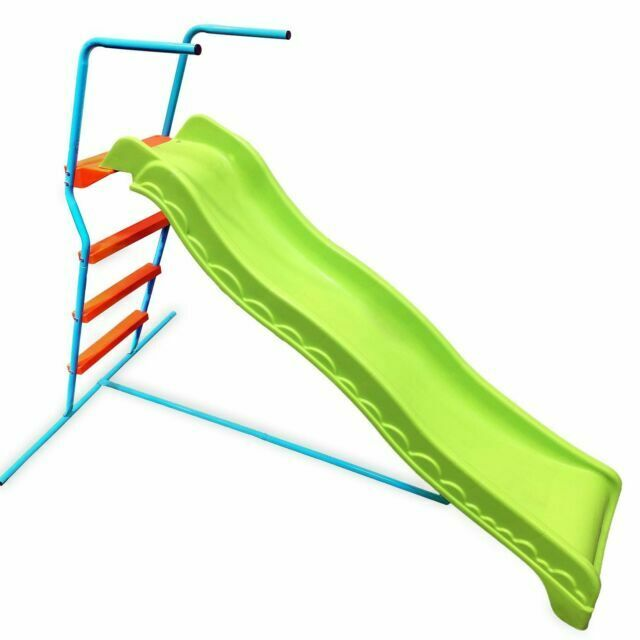 Pure Fun 6ft Wavy Kids Slide 9305WS Indoor/outdoor Ages 3 to 7