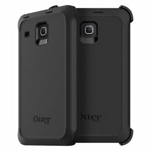 buy online d45a1 2938e Details about OtterBox DEFENDER SERIES Case for Samsung Galaxy TAB E (8.0)  (BLACK)