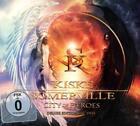 City Of Heroes (Ltd.Digipak+DVD) von Somerville,KISKE (2015)