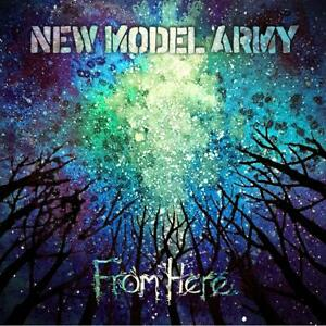 NEW-MODEL-ARMY-From-Here-CD-Sent-Sameday