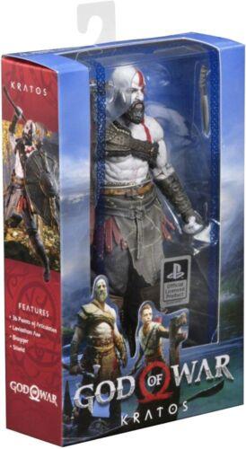 "2018 NECA God of War 7/"" Scale Action Figure"