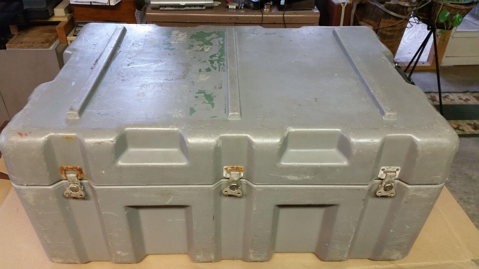 Mercury Plastics Plastics Plastics caso 28 X 19 X 12 envío PREP Pelican Hardigg Tipo Militar  venta de ofertas