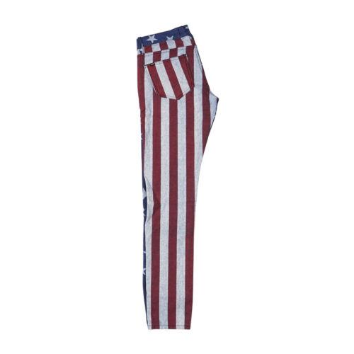 Kill City  Mens Junkie Fit Denim Flag jeans