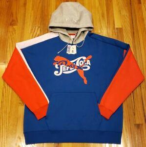 d3b97f86f7 Details about Puma Men's X Pepsi Cola T7 Hoodie Sweatshirt Sz XXL Gray  576960 04 THESPOT917