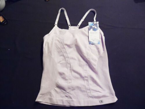 Yoga workout NWT Champion 2812 Moisture Wicking Cami Tank Sports Bra Top Med