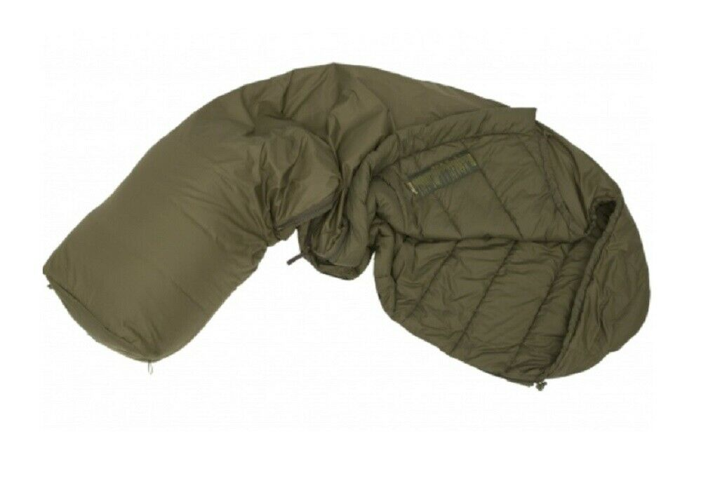 Carinthia Eagle Sacco a Pelo Esercito Esterno Wilderness Sleeping Bag