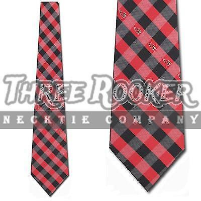 Arizona Cardinals Tie Cardinals Neckties Mens Licensed Football Neck Ties NWT