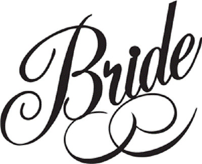Bride Tribe Wedding Vinyl Decal for Car Window Cups Yetti Pick The Size /& Color