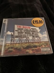 Music-Cd-Oasis-The-Album-Great-Songs-amp-Listening-cheap