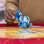 BAKUGAN 6055887 Ultra con trasformando BAKU-Gear BLINDATO Alliance 3 Pollici DI ALTEZZA