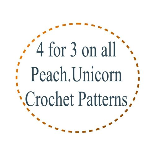 Lumpy Bumpy Neckwarmer by Peach.Unicorn CROCHET PATTERN for Scarf