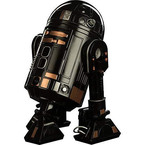 Droid Of Star Wars R2-Q5 1 6 scale plastic painted action figure Japan new .