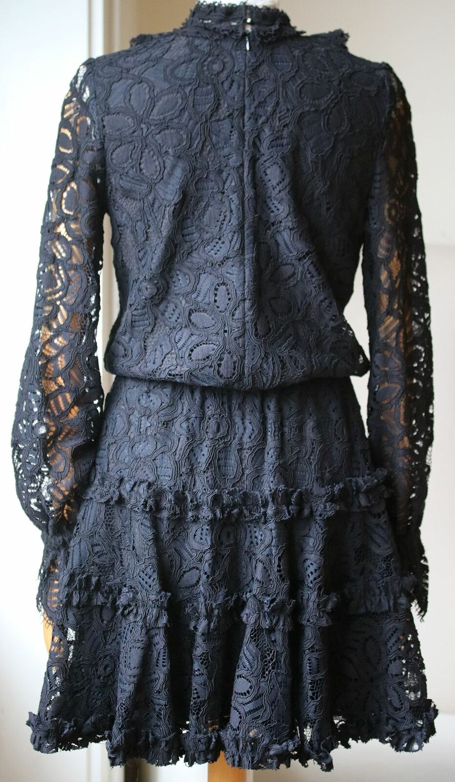 ALEXIS CATALINA LACE LACE LACE MINI DRESS MEDIUM 86ea0a