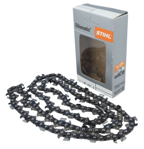 "018 STIHL MS180 MS181 MSE180 14/"" Genuine Original Chainsaw Saw Chain"