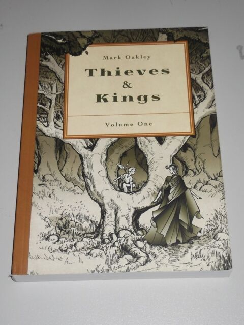 Thieves & Kings: Vol 1 by Mark Oakley (Paperback, 2015) < 9781935548973
