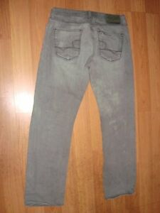 Details about BIG STAR JEANS DIVISION SLIM FIT JEANS SIZE 34