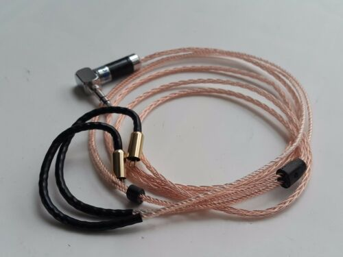 1.2M 8N OCC Cable For Ultimate Ear UE TF10 SF3 SF5 5EB 5Pro