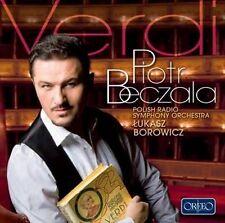 Verdi / Piotr Beczala, New Music