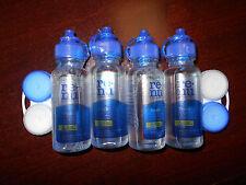 2016 ReNu Multi Purpose Contact Lens Solution 4 of 2 oz bottle + 10 New Cases