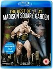 WWE - The Best of WWE at Madison Square Garden (Blu-ray, 2013, 2-Disc Set)