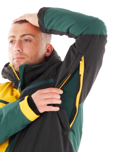 Details about  /O/'Neill Ski Jacket Winter Altitude Yellow Thinsulate™ Waterproof