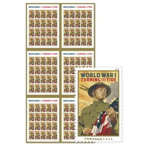 USPS-New-World-War-I-Turning-the-Tide-Press-Sheet