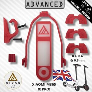 ADVANCED-PACK-UK-Xiaomi-Scooter-M365-PRO-1S-Accessories-Quality-3D-Print