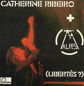 CD-Catherine-Ribeiro-Alpes-Libertes-1975-Mini-LP-Replica-5-track