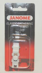 Janome Overlocker Elastic Gathering Attachment