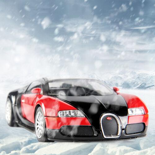 1//24 Black/&Red Bugatti Veyron Speedy Alloy Super Sport Car Model Vehicles Toys
