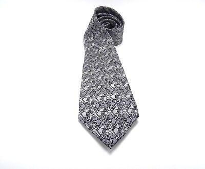 Boxelder Mens M C Escher Horsemen Design Museum Art Inspired Tie