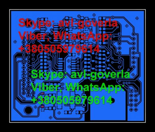 EEPROM adapter. IPROG+