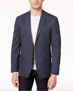 100% aito järkevästi hinnoiteltu Sells Details about Tommy Hilfiger Blue Birdseye Men's Textured Sports Jacket  Blazer sz. S38 134817