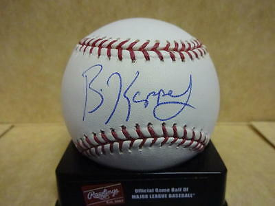 2019 New Style Bob Keppel Twins/royals/rockies Signed M.l Baseball W/coa Baseball-mlb Autographs-original