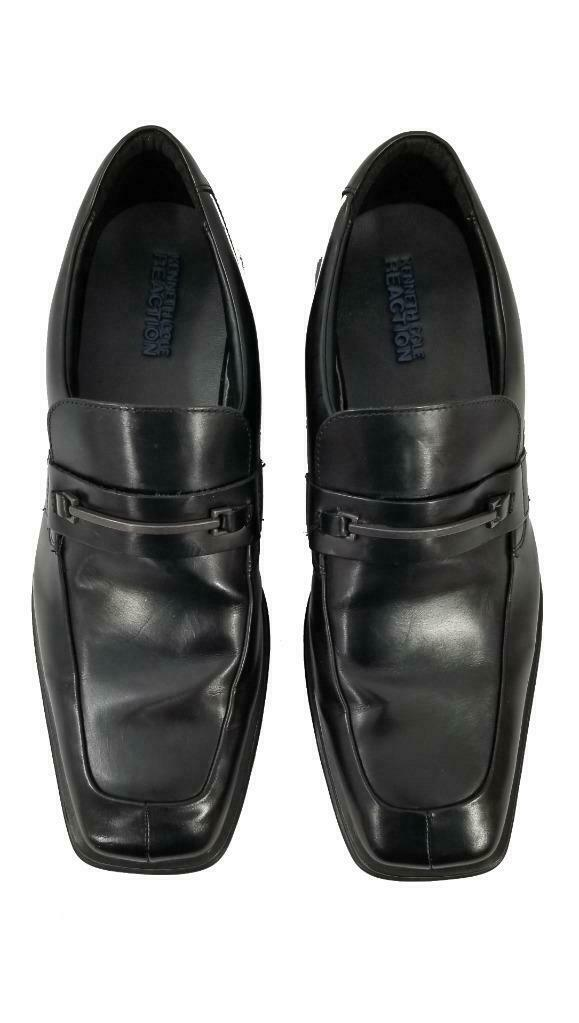 KENNETH COLE Reaction Federal Mint Dress Loafers! Men's US 11M - MINT CONDITION!