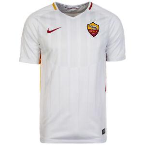 Détails sur AS Roma Maillot Un moyen Jersey Nike 847283 100 201718