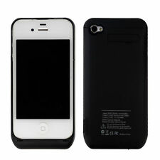New 1900mAh External Battery Power Pack Charger Case for iphone 4 4S
