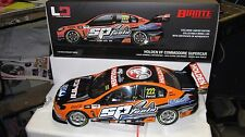 BIANTE 1/18 NICK PERCAT HOLDEN VF COMMODORE 2016 V8 SUPERCAR CLIPSAL 500 WINNER
