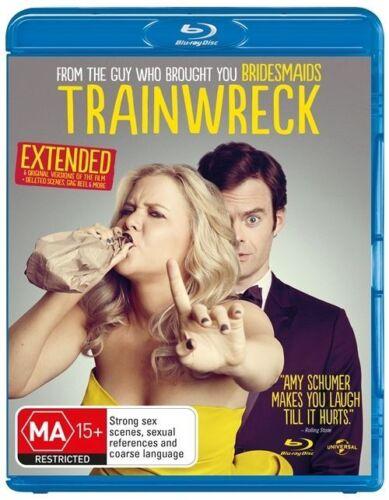 1 of 1 - Trainwreck (2015) Region B Blu-Ray Australian Release, NEW & SEALED, BARGAIN!!!