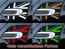 Bandiere side scuttles Adesivo Decal FRECCE F. MINI COOPER f55 f56 f57 Works